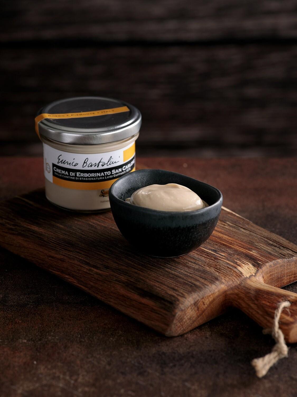 Crema di erborinato San Carlone - circa 100 gr