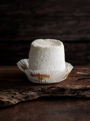 Capra Rocchino bianca a latte crudo - circa 300 gr