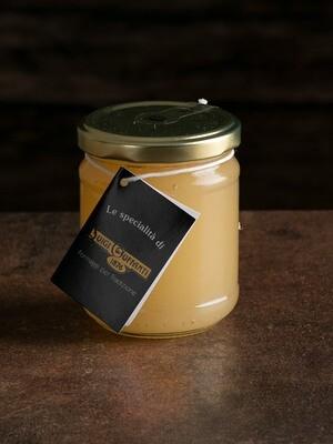 Miele d'acacia con Tartufo bianco 260 gr