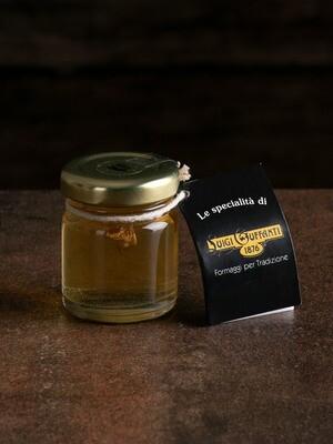 Miele d'acacia con Tartufo bianco 50 gr