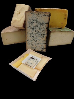 Cheese Plate Guffanti
