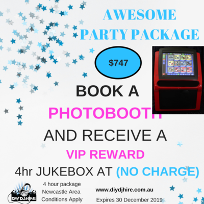 Awesome Party Package Hire