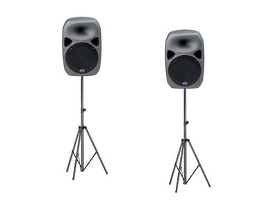 2 x Party Speaker Hire