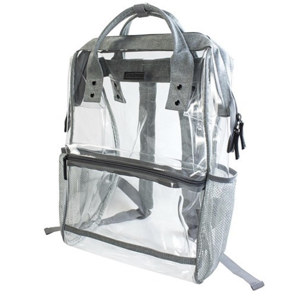 Capri Clear Backpack