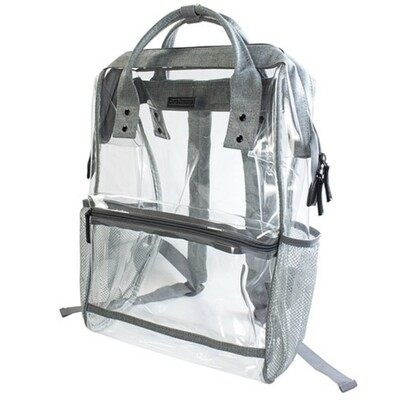 Capri Clear Backpack