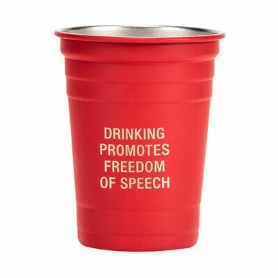 Freedom of Speech Party Cup