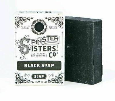 SS Black Soap