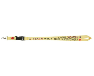 Superpower Lanyard