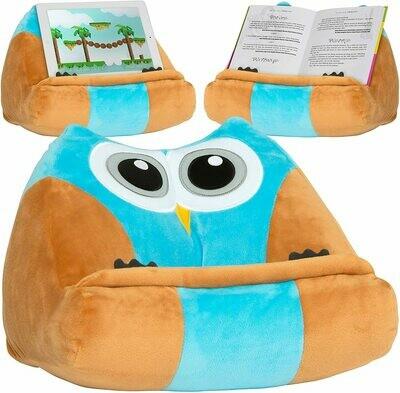 The Cuddly Reader - Owl