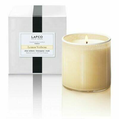 Lemon Verbena Porch Candle
