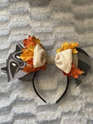 Serre-tête Meeko - Pocahontas