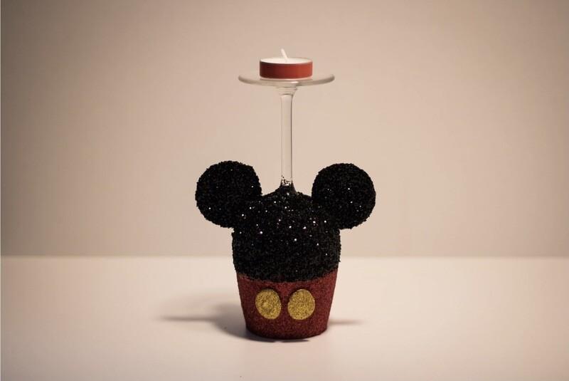 Bougeoir Mickey