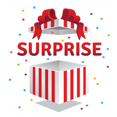 Box Surprise Disney