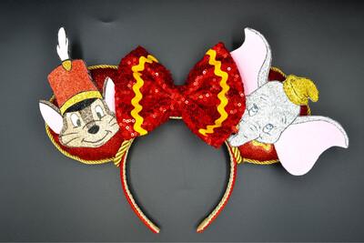 Serre-tête Dumbo et Timothee