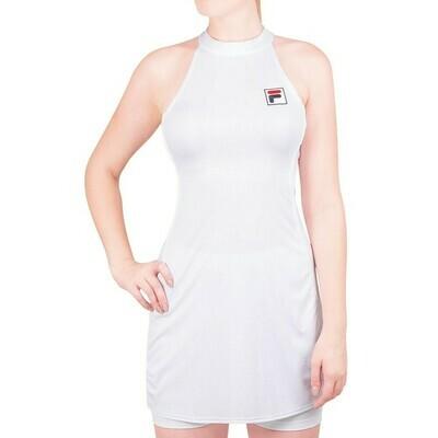 FILA PRENDAS FEMENINO DRESS WIM_PRO WHITE