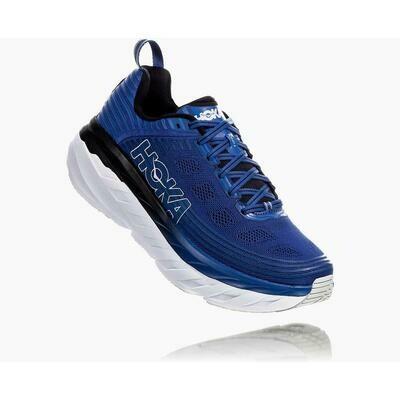 HOKA CALZADOS RUNNING MASCULINO BONDI_6 GALAXY_BLUE/ANTHRACITE