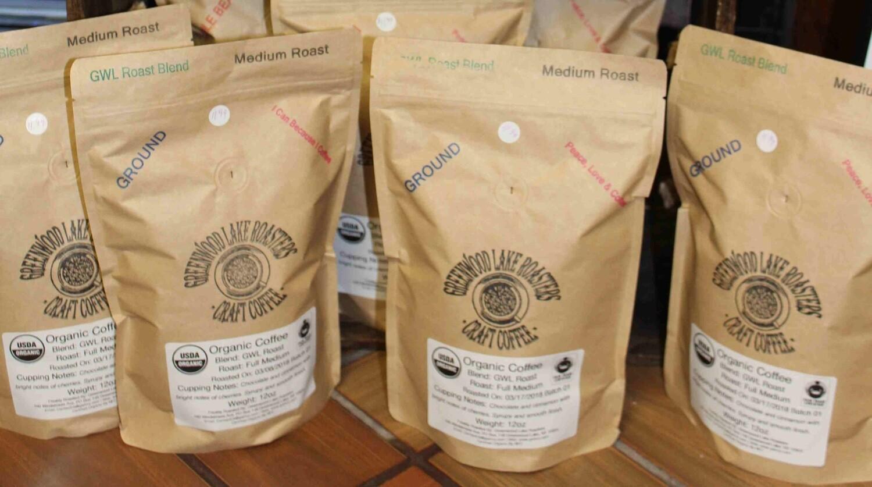 GWL Roasters Coffee (Whole Bean or Ground)