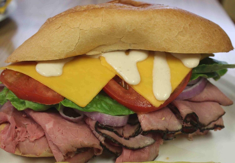 Ironworker Sandwich