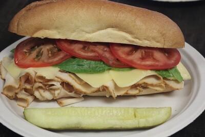 Laker Sandwich