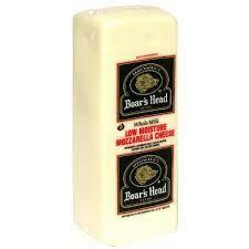 Boar's Head Mozzarella Cheese (By Pound)