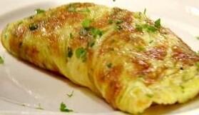 Omelette (Cheese) Platter