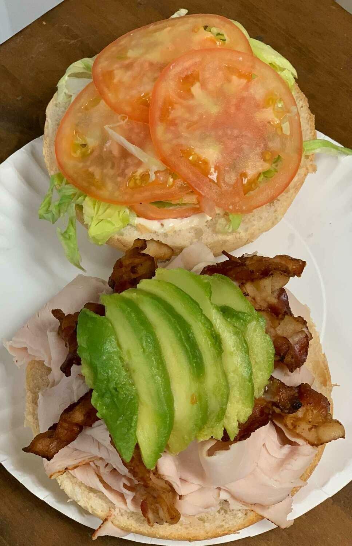 Warwick Sandwich