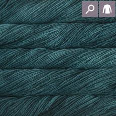 Malabrigo RIOS - Teal Feather 412