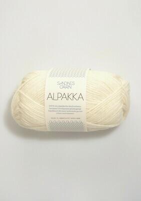 Sandnes Garn Alpakka 1012
