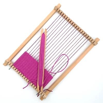 Rico Weaving Loom Wooden- Small - Made By Me