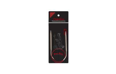 ChiaoGoo Knit Red - 16