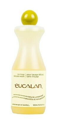 Eucalan Wool Wash - 500 ml -  Unscented