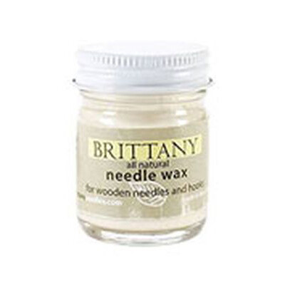 Brittany - Wax for Wooden Needles
