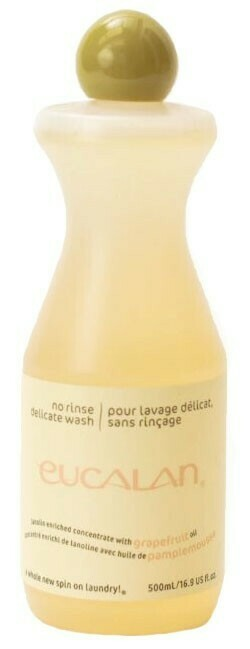 Eucalan Wool Wash - 500 ml - Grapefruit Scent