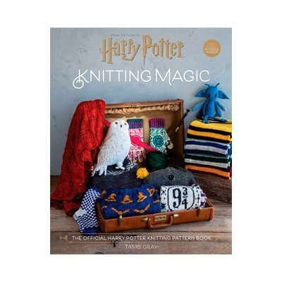 Harry Potter Knitting Book