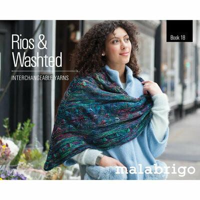 Malabrigo Book 18 - Rios And Washted - Interchangeable Yarns