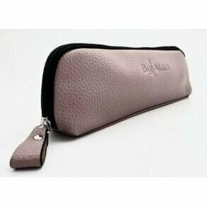 By Alma - ELLA- The travel-size Needle Organizer - Pink (Pebble Texture)