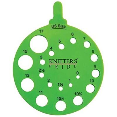 KP - Needle Gauge (Round) - Green
