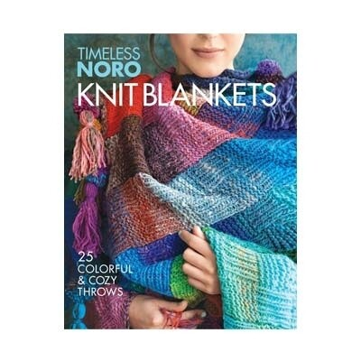 Noro Knit Blankets