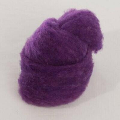 Custom Woolen Mills - 1-lb. Roping - Purple - Col. 17