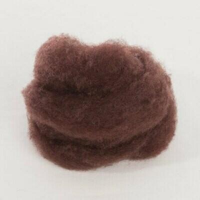 Custom Woolen Mills - 1-lb. Roping - Brown Heather  - Col. 20