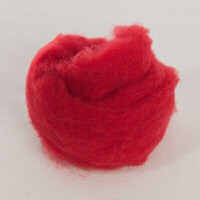 Custom Woolen Mills - 1-lb. Roping - Red - Col. 16