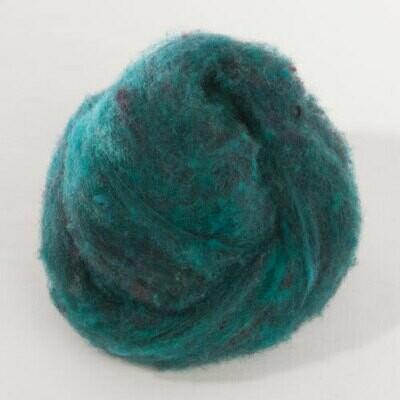 Custom Woolen Mills - 1-lb. Roping - Forest Green Heather - 110