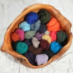 Custom Woolen Mills - 1-lb. Roping Multi Colour