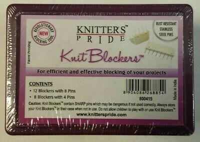 Knitter's Pride - Knit Blocking Tool\Pins