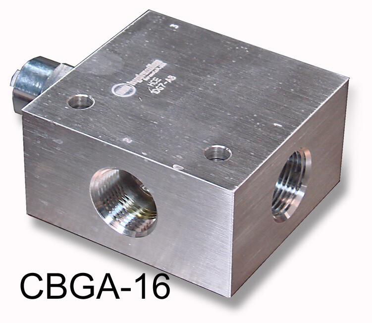 CBGA-16 Single SUN Holding Valve 1
