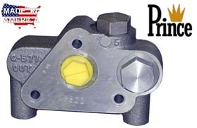 SV Valve Closed Center OUTLET SECTION - SVE23
