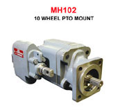 Direct-Mount 10-Wheel Dump Pump