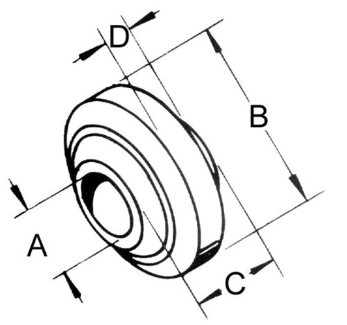 Standard Spherical Ball Joint