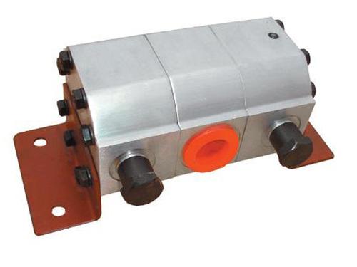 FD5050-03  Rotary Gear Flow Divider