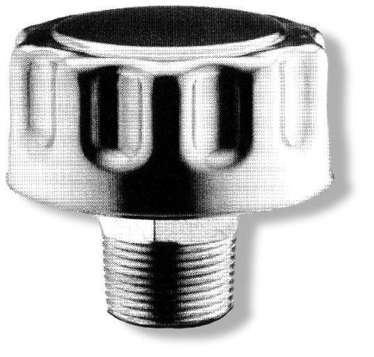 DB40-08 Screw-On Breather 1/2 NPT